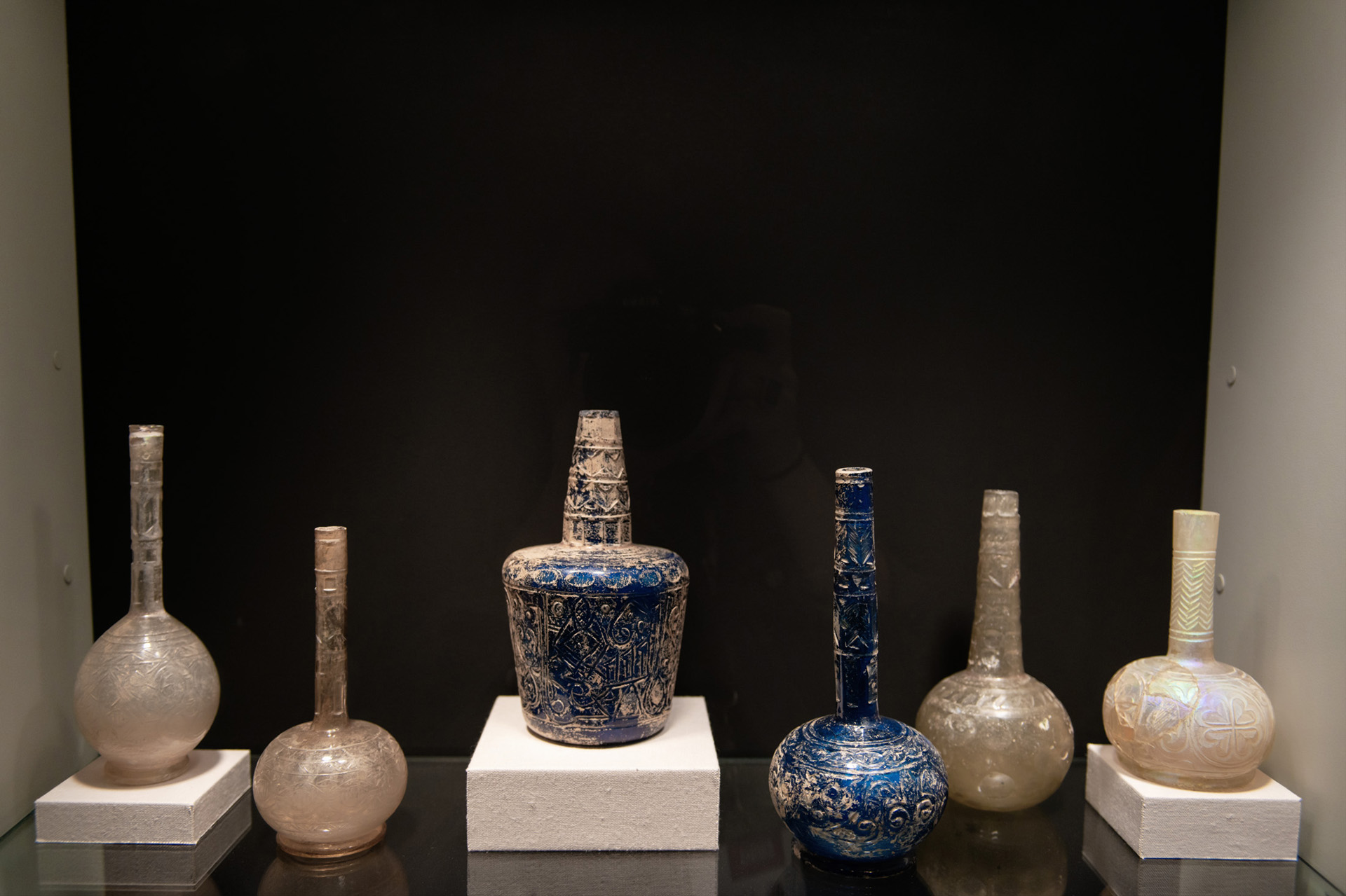 Ancient Vases at the Corning Museum of Glass