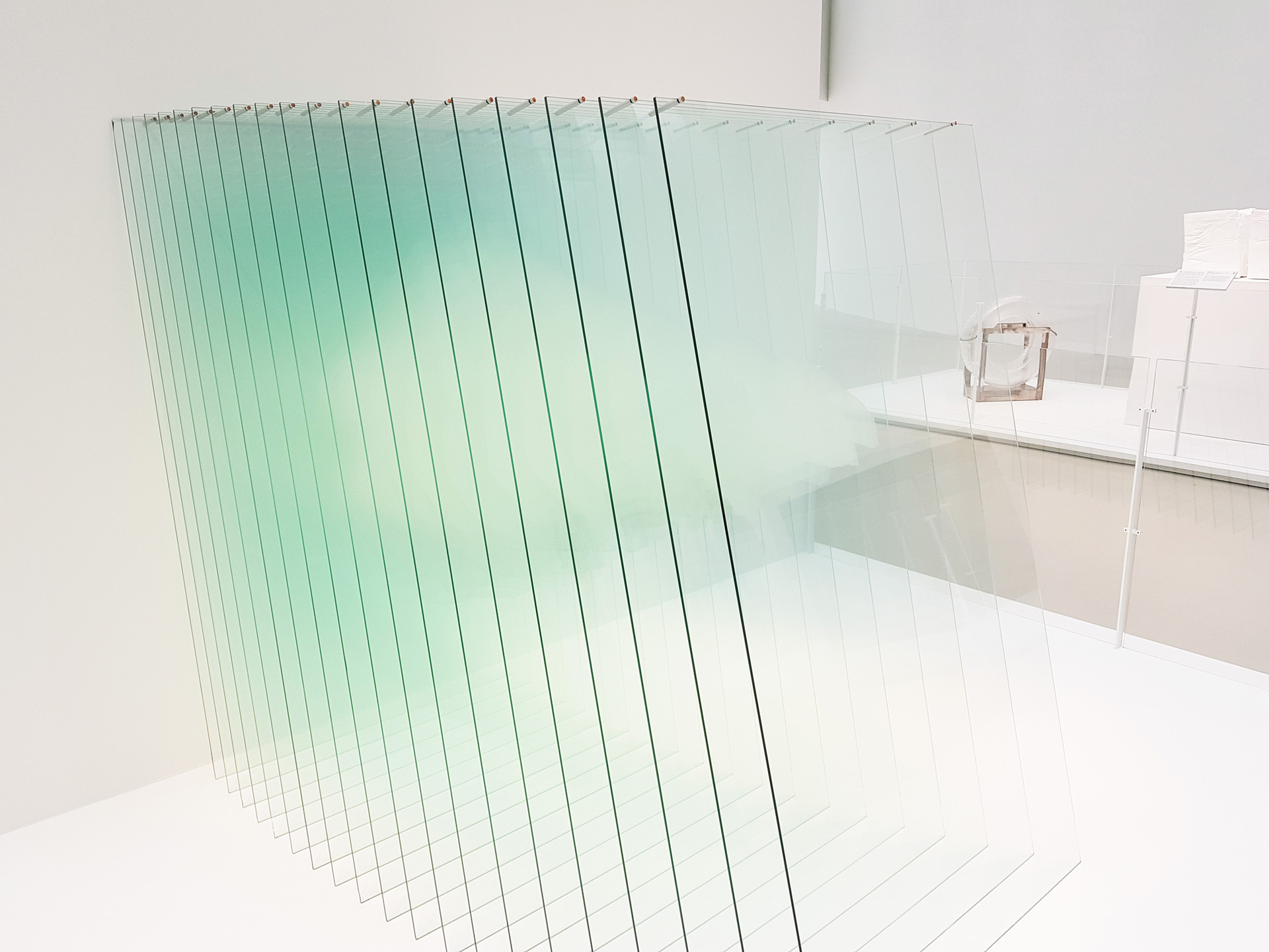 """Sheer Volume"" at the Corning Museum of Glass"