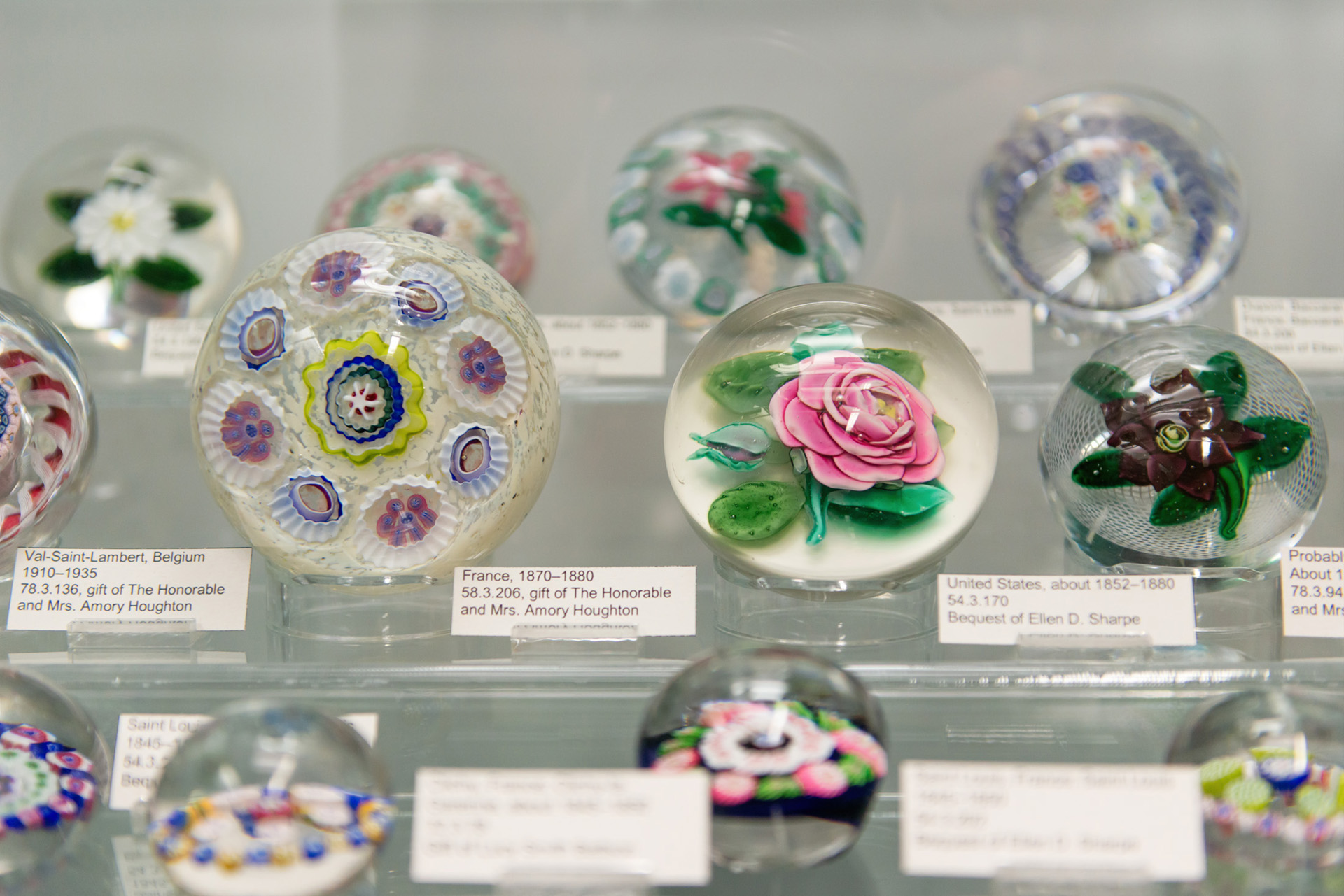 Paperweight at the Corning Museum of Glass