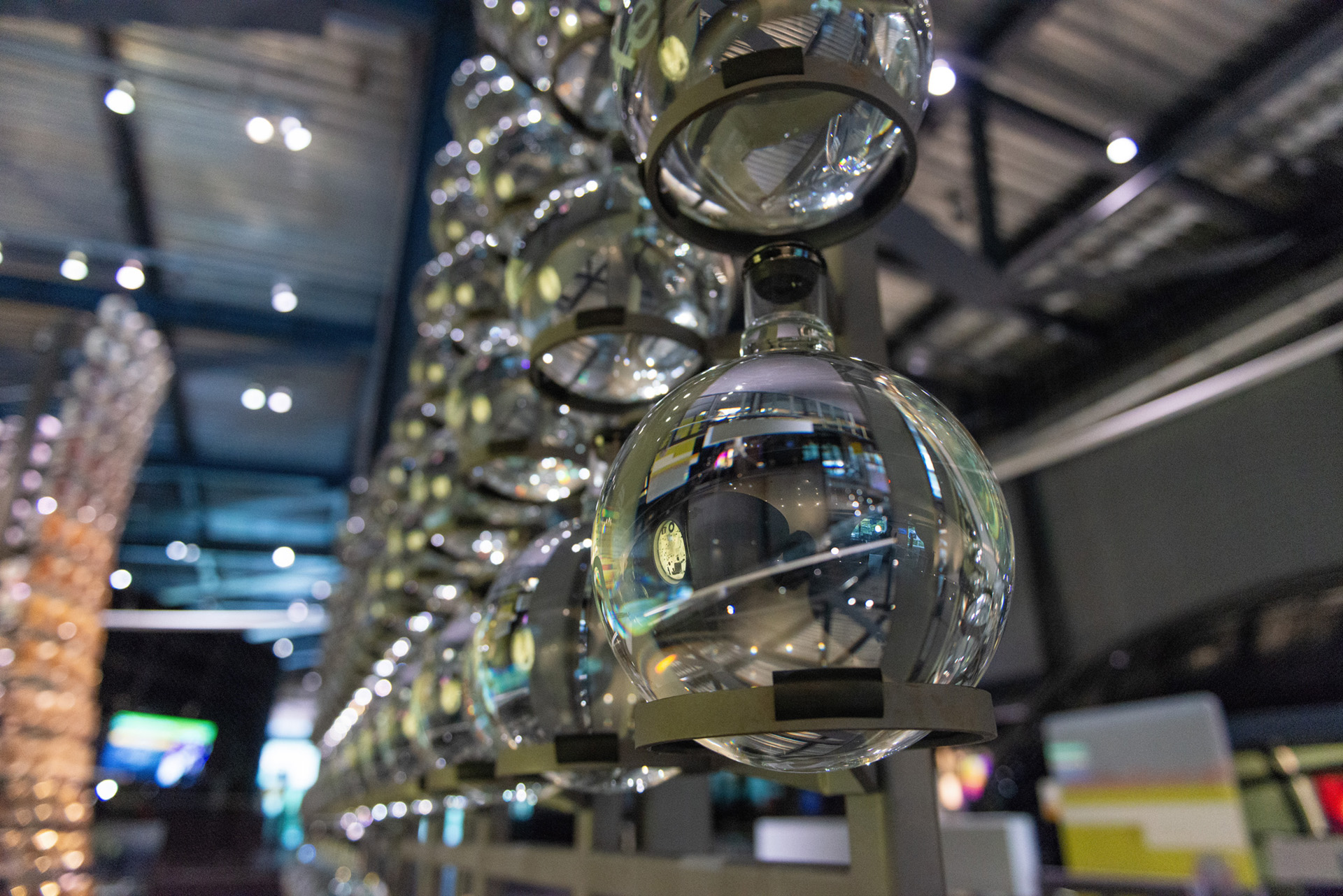 Periodic Table at the Corning Museum of Glass