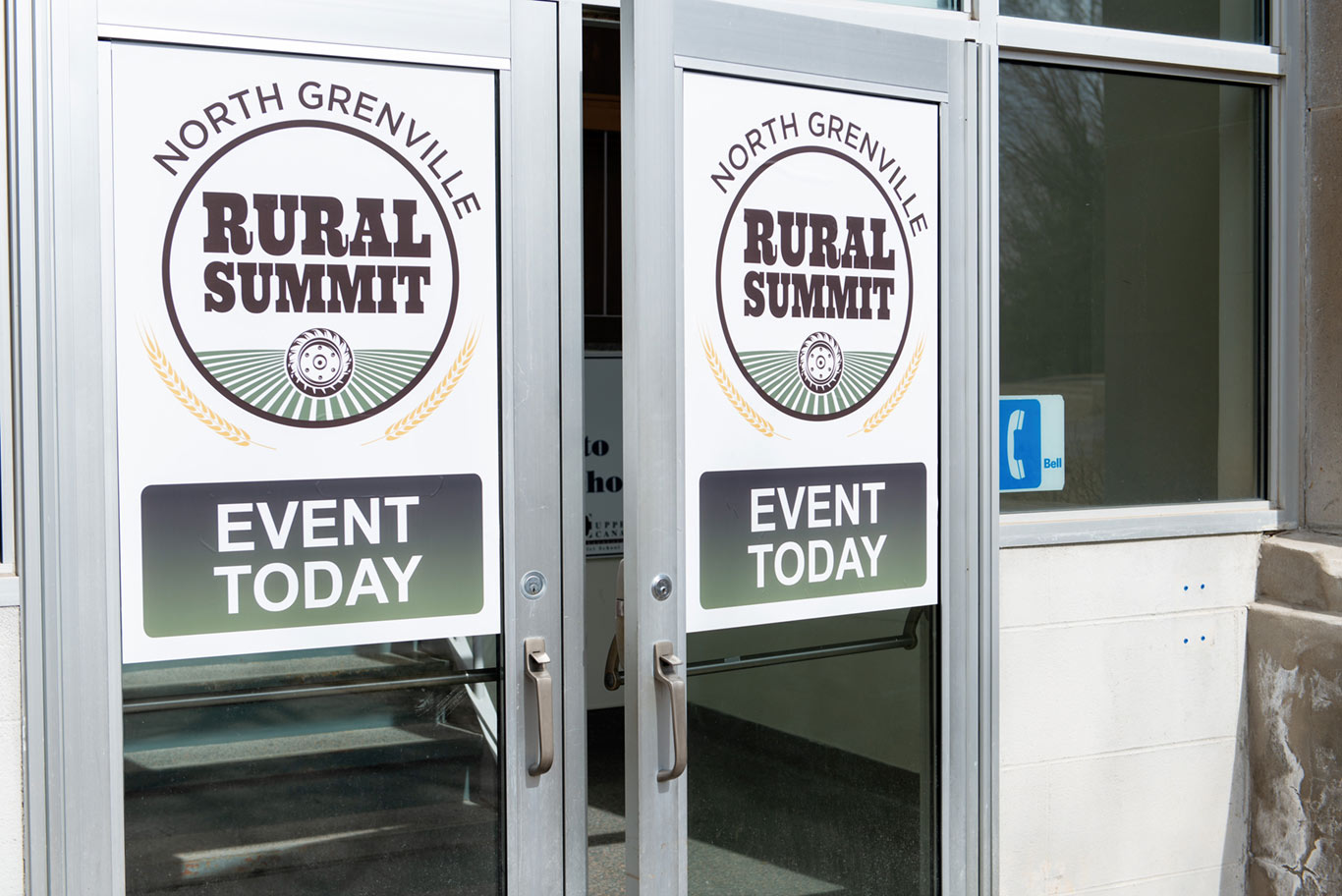 Rural Summit Doors